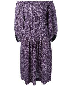 Sonia Rykiel | Платье Шифт С Открытыми Плечами