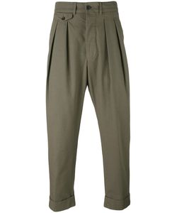WOOSTER + LARDINI | Pleated Trousers