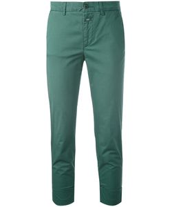Closed | Cropped Chino Trousers 28