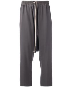Rick Owens | Drop-Crotch Trousers Size 40
