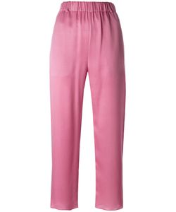 Julien David | Elastic Waist Trousers