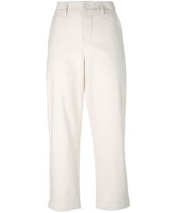 TOOGOOD | Tapered Cropped Trousers Size 2
