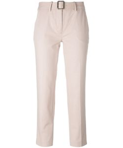 Moncler | Slim Cropped Trousers 42