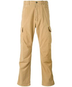 Pt01 | Straight Cargo Trousers 46