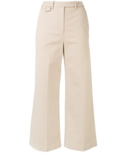 Theory | Cropped Chino Trousers