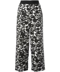 I'm Isola Marras   Print Cropped Trousers Size 46