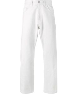 Raf Simons | Straight Bleached Jeans 36 Cotton