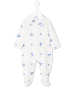 Young Versace | Medusa Print Pyjamas Infant 9 Mth