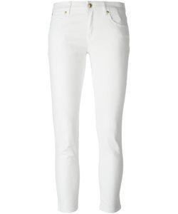 Michael Michael Kors | Cropped Jeans 12 Cotton/Spandex/Elastane
