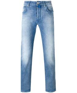 Jacob Cohёn | Jacob Cohen Slim-Fit Jeans 31/34 Cotton/Polyester/Spandex/Elastane