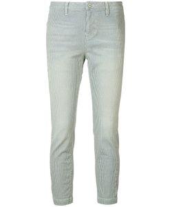 Nili Lotan | Tel Aviv Striped Jeans Size 28