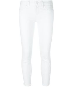 Paige | Cropped Jeans 26 Cotton/Polyester/Spandex/Elastane