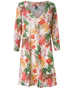 Lygia & Nanny | Tropical Print Beach Dress