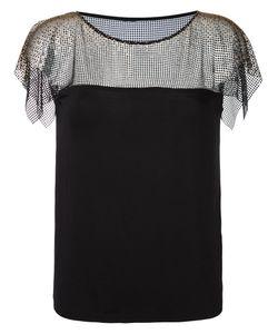 Versace Collection | Блузка С Кружевным Слоем
