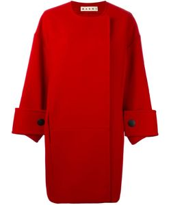 Marni | Объемное Пальто