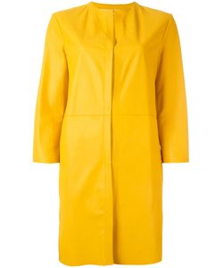 Drome | Plain Raincoat Large Sheep Skin/Shearling
