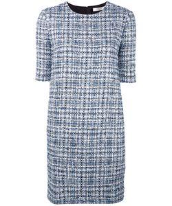 Lanvin | Bouclé Knit Dress 36 Silk/Wool/Polyester/Viscose