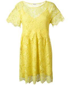 P.A.R.O.S.H. | Rift Dress Cotton/Viscose/Polyester/Polyamide