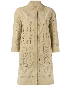 Ermanno Scervino | Broderie Anglaise Coat Size