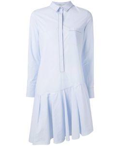 Brunello Cucinelli | Pleated Shirt Dress