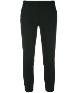 Blumarine | Cropped Trousers 46