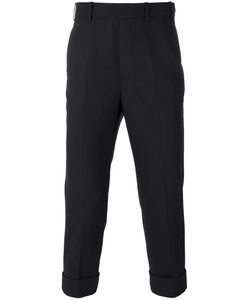 Neil Barrett | Cropped Trousers 40 Polyester/Spandex/Elastane/Virgin Wool