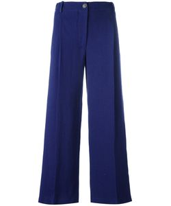 Erika Cavallini | Wide Leg Cropped Pants Size 40