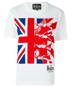 Comme Des Garcons | Comme Des Garçons Cdg X The Beatles Union Jack T-Shirt