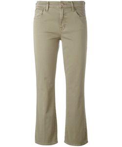 J Brand   Selena Cropped Jeans Size 28