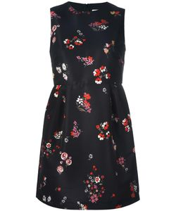 Red Valentino | Print Fla Dress 46 Polyester/Acetate