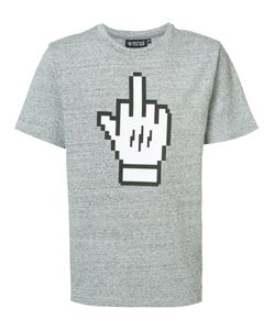 Mostly Heard Rarely Seen | Футболка Middle Finger