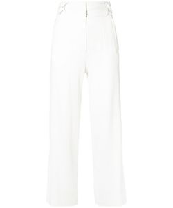 Nicole Miller | Cropped Trousers Size 8