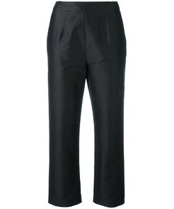 Isa Arfen   Cropped Tailo Trousers 8 Cotton/Polyamide/Polyester
