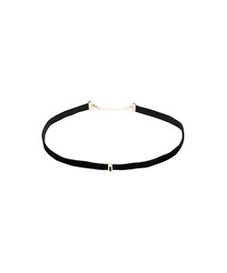Sarah Noor | Velvet Choker Necklace 1