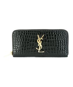 Saint Laurent | Monogram Zip Wallet