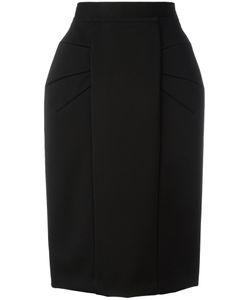 Comme Des Garcons | Comme Des Garçons Structu Skirt Xs Wool/Polyester/Cupro