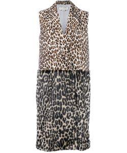 Stella Mccartney | Пальто С Леопардовым Принтом