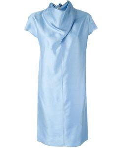 Nina Ricci | Платье С Драпированными Деталями