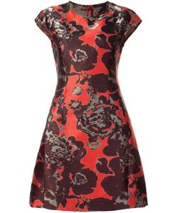 Josie Natori | Roses Printed Dress