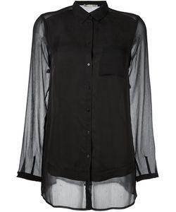 ACOTÉ | Многослойная Рубашка С Длинными Рукавами