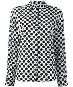 MSGM | Рубашка С Узором В Горох