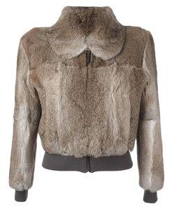 J.W. Anderson | Укороченная Меховая Куртка