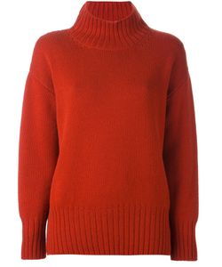 Malo | Roll Neck Ribbed Pullover