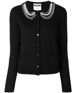 Moschino | Chain Collar Cardigan