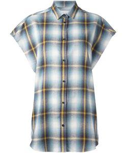Iro | Рубашка С Короткими Рукавами В Клетку