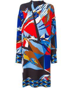 Emilio Pucci | Платье С Абстрактным Узором