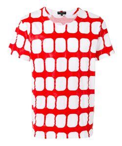 COMME DES GARCONS HOMME PLUS | Comme Des Garçons Homme Plus Geometric T-Shirt Size Medium