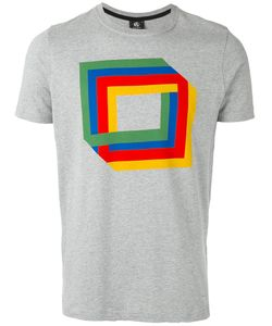 PS PAUL SMITH | Ps By Paul Smith Square Print T-Shirt