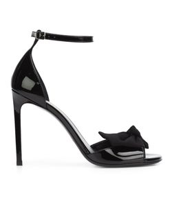 Saint Laurent | Classic Jane 105 Bow Sandals