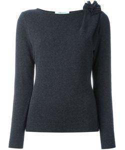 Blumarine | Boat Neck Sweater